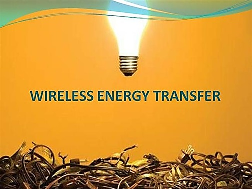 Wireless transmission of energy
