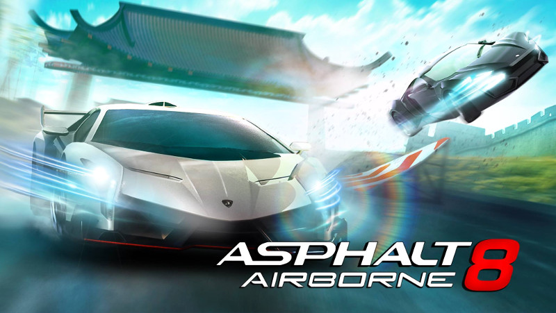 Asphalt-8-Great-Wall