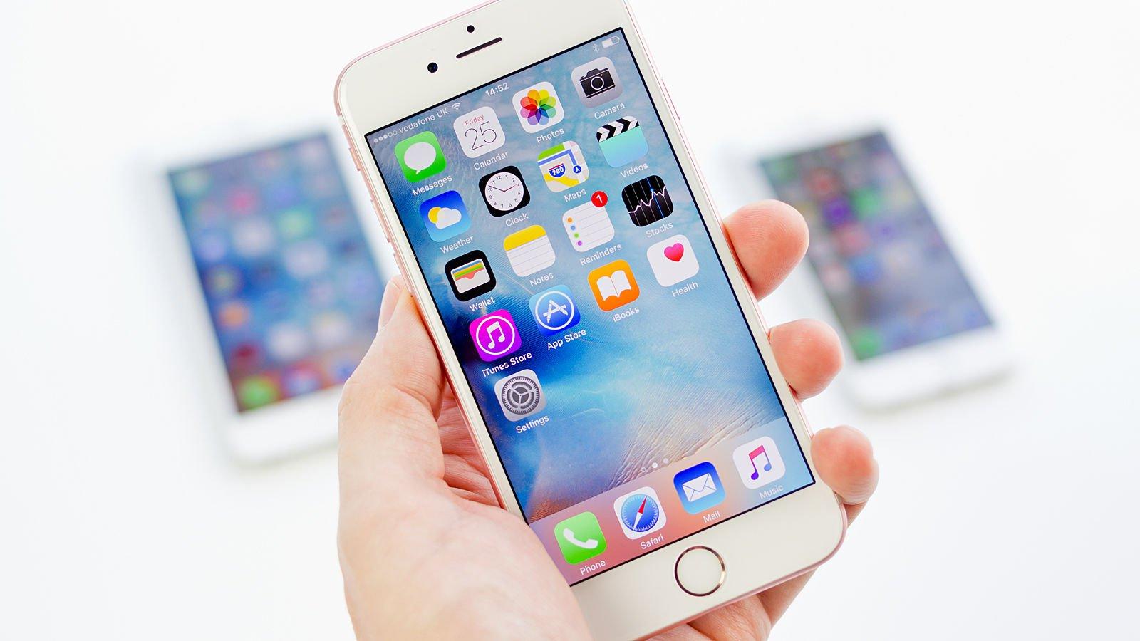 Apple Inc. iPhone 6S 2015.