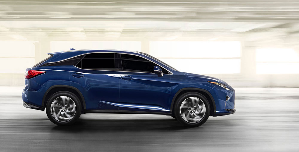 Lexus RX 2016 Vs Lexus RX 2015: What is new?