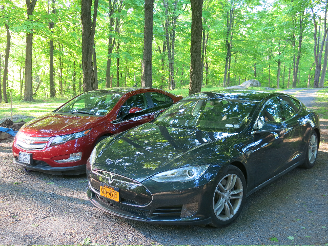 Chevrolet Volt 2016 Vs Tesla Model S Which One Is The Real