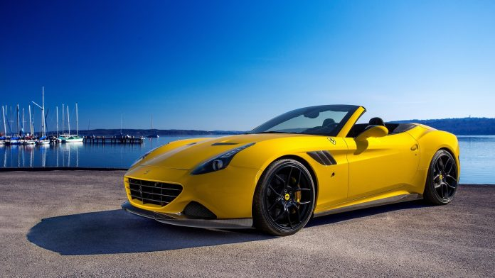 2016 Ferrari California T The King of Convertibles revamped!