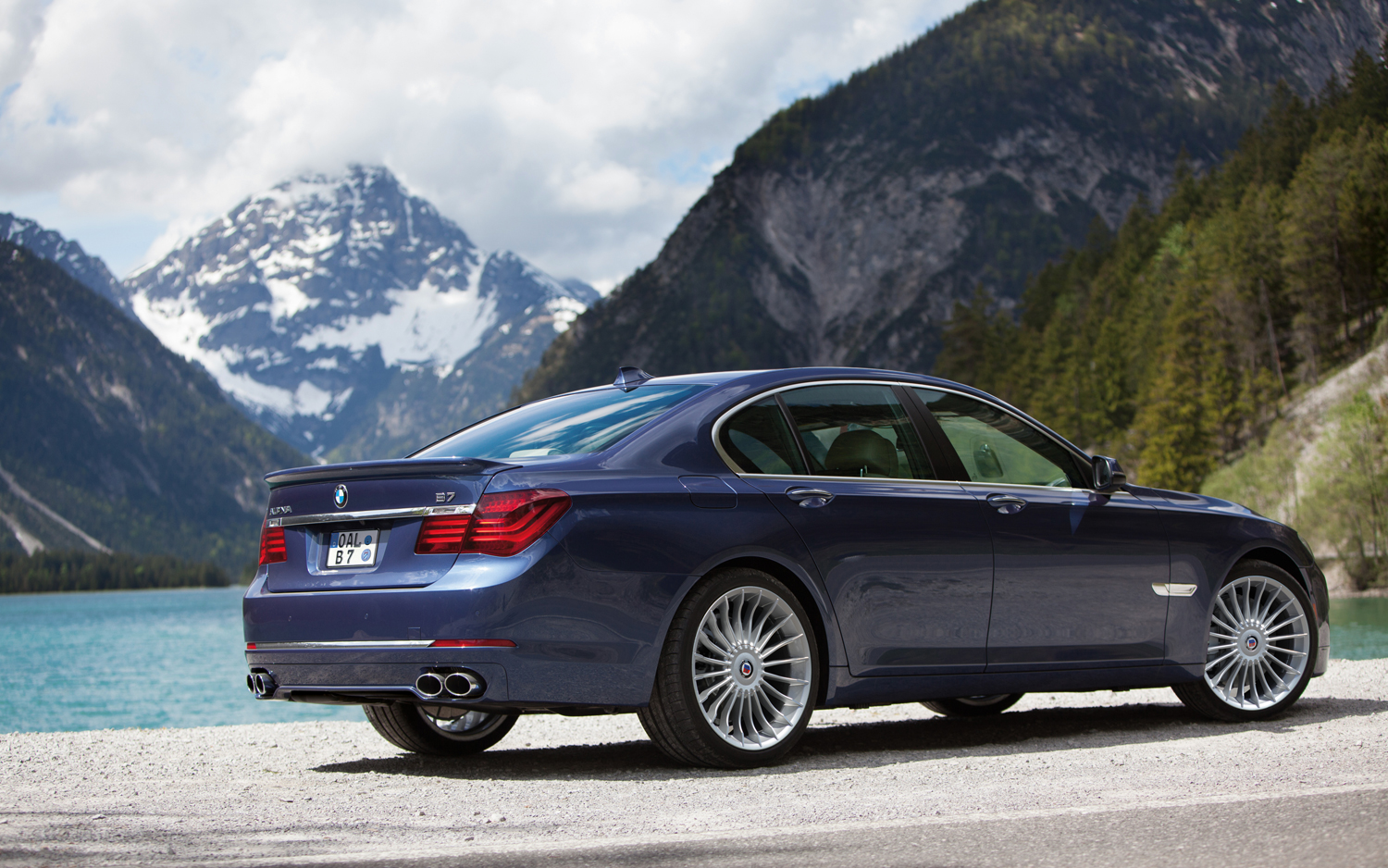 Alpina B Vs BMW I Which One To Buy - Bmw 750i alpina