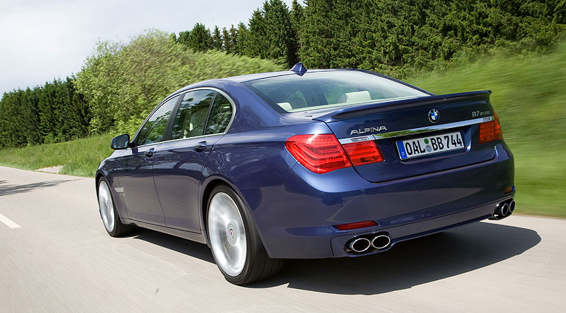 Alpina B Vs BMW I Which One To Buy - Bmw m7 alpina