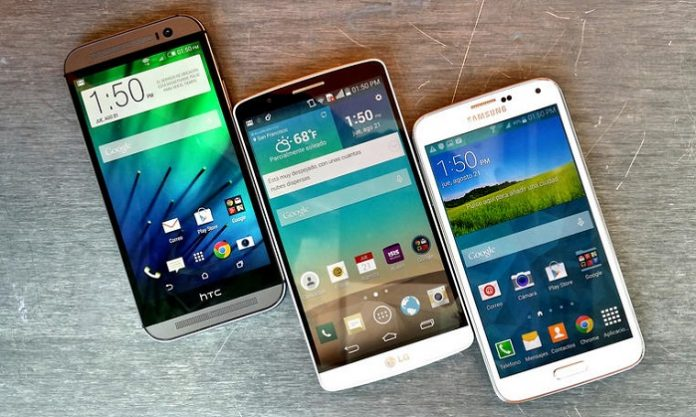 Samsung Galaxy S7 Vs LG G5 Vs HTC One M10: Which Will Be