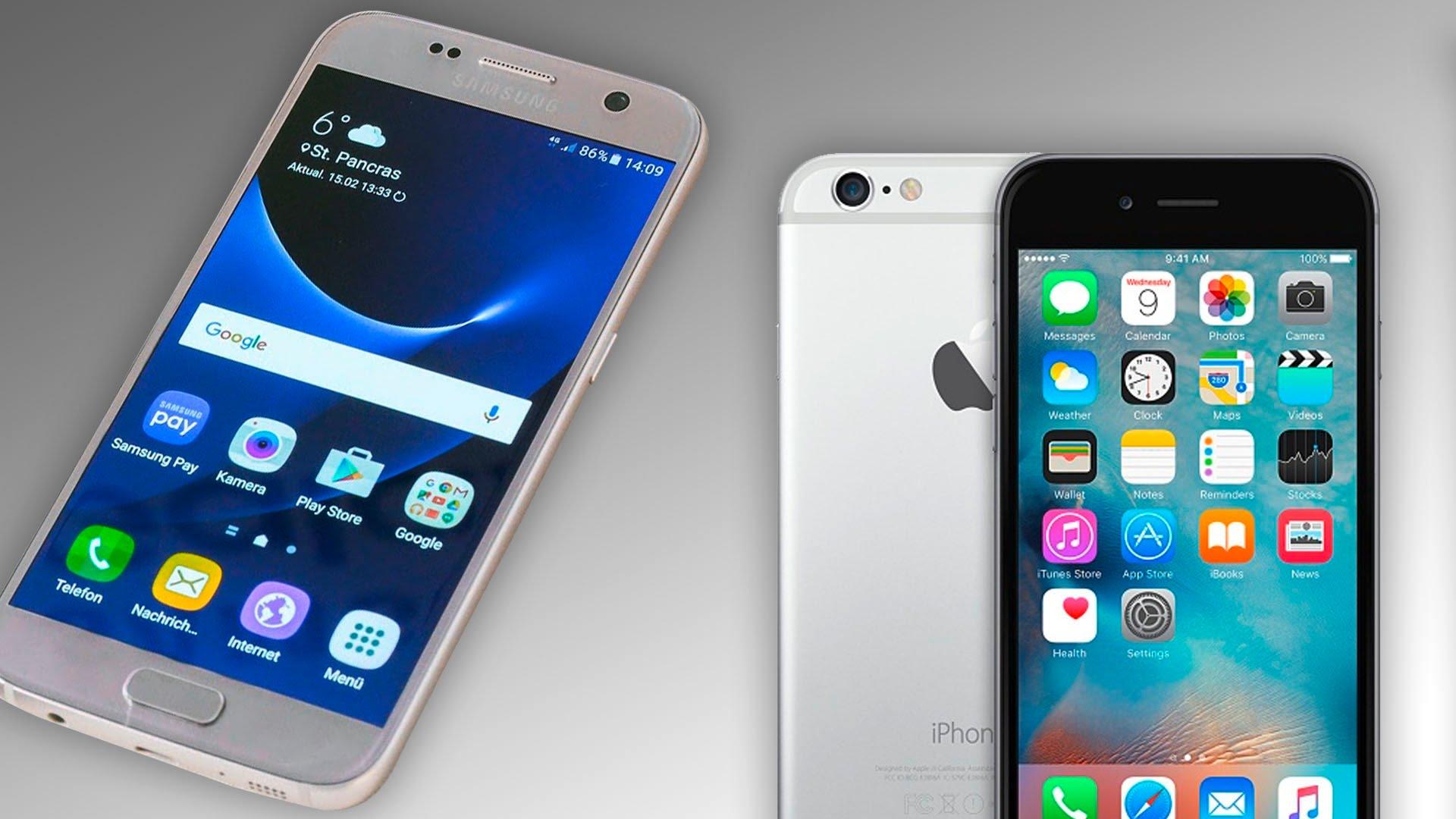 Iphone se vs galaxy s7 camera