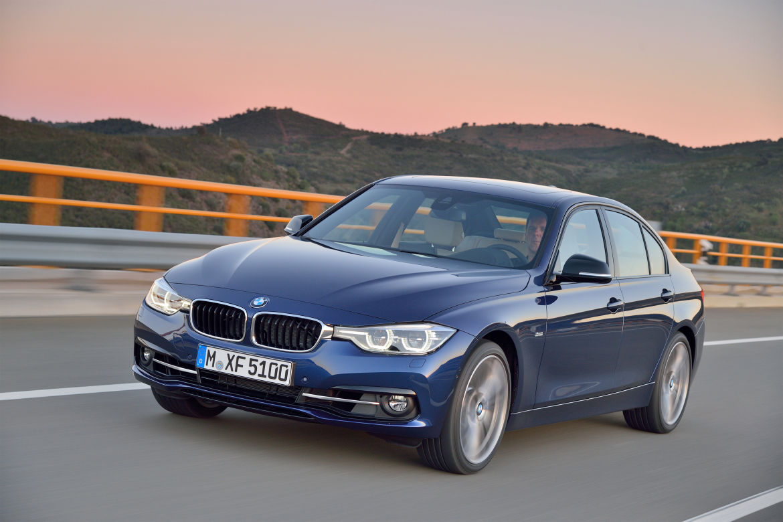 2016 BMW 3 Series.