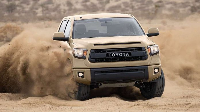 2017 tundra: release date, price, engine and looks