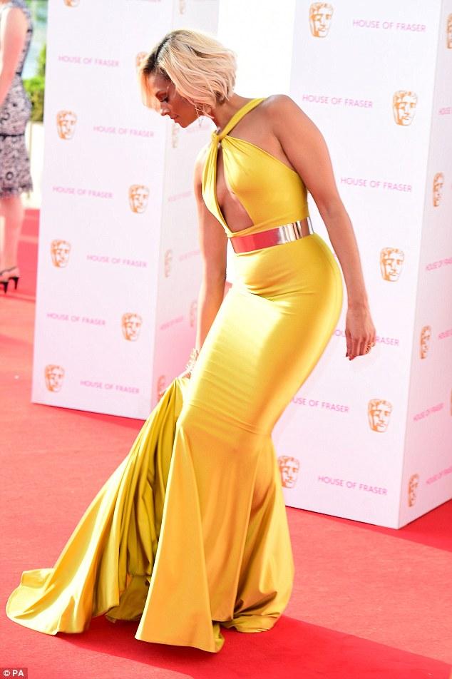 BAFTA Wardrobe