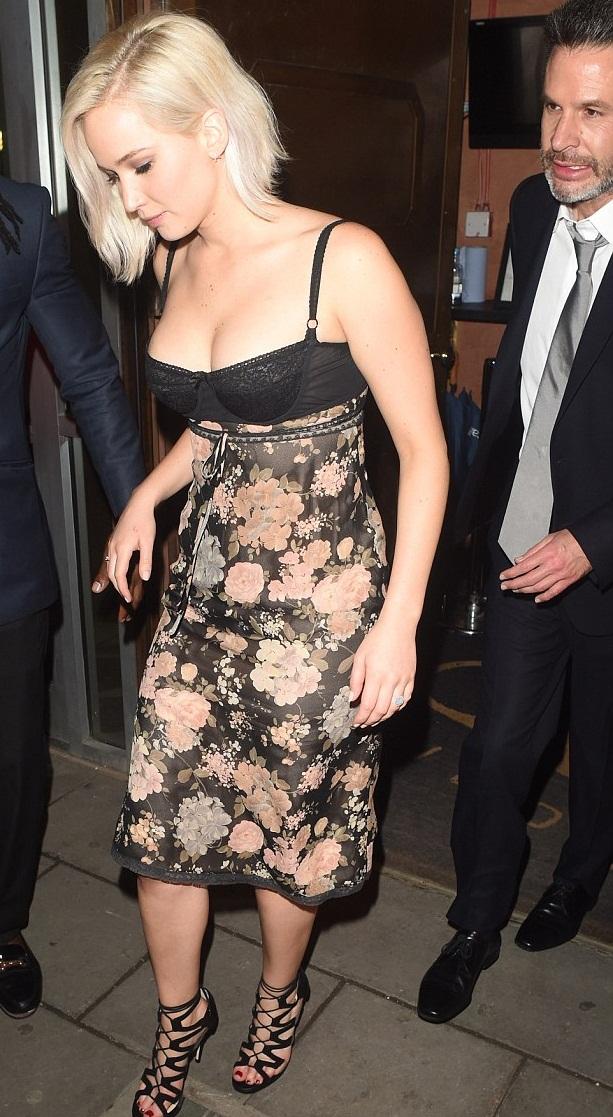 Jennifer Lawrence's