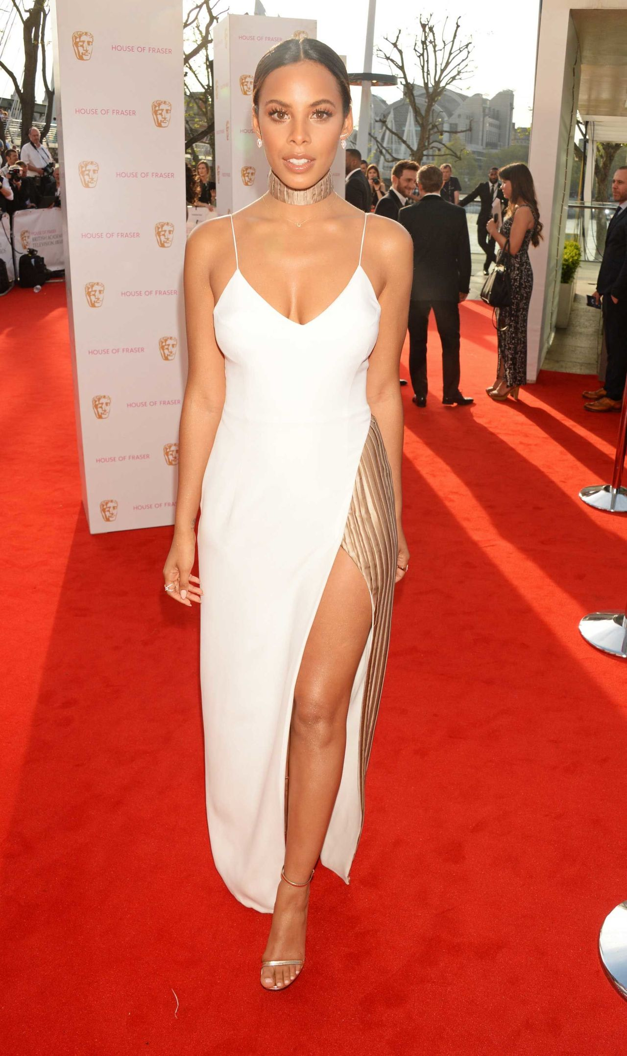 Rochelle Humes bafta awards