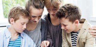 digital teens parenting