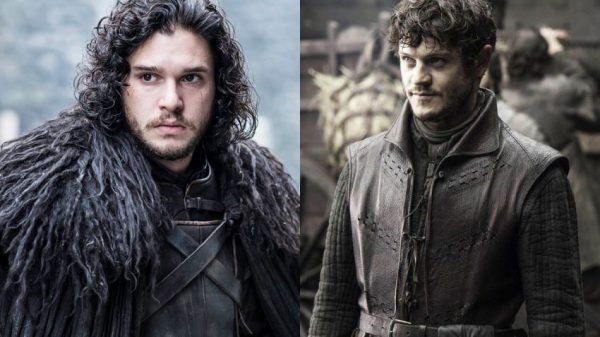 got-jon-snow-kit-harington-ramsay-bolton-iwan-rheon
