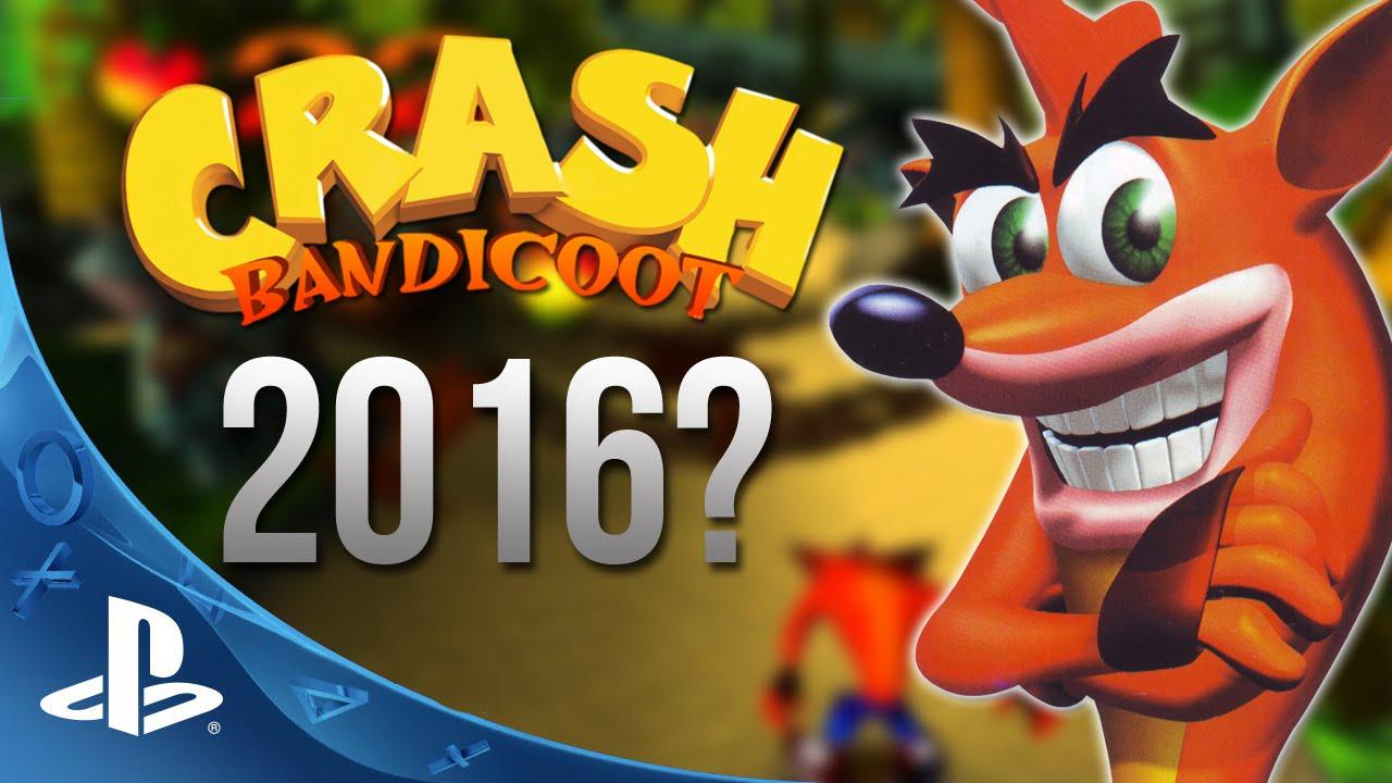 Crash Bandicoot 2016 for PS4 rumors: Release Date E3 2016