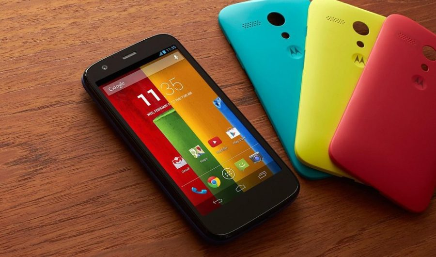Last January, Lenovo announced it would downplay the Motorola name for the Moto, Vibe, and Lenovo brands. Image Source: Motorola