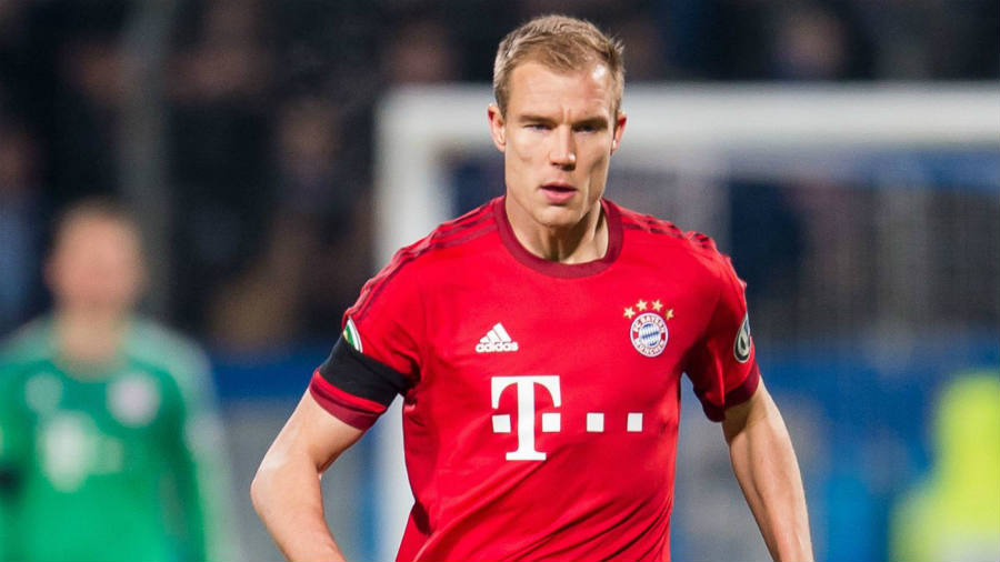 Badstuber to re-join the Bayern at the Bundesliga