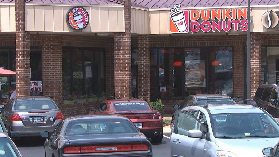 Dunkin Donuts. employee posisons, police confirms