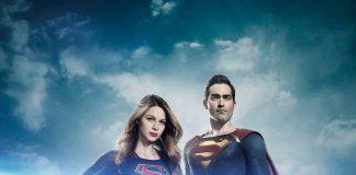 Superman meets Kara in Supergirl's season 2