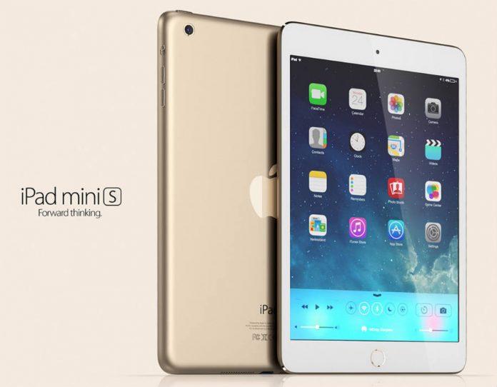 iPad mini 5 release