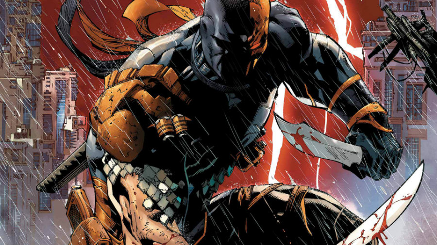 Deathstroke may appear in the upcoming Justice League movie from DC, and Ben Affleck's made fans wonder. Image Source: GameSpot
