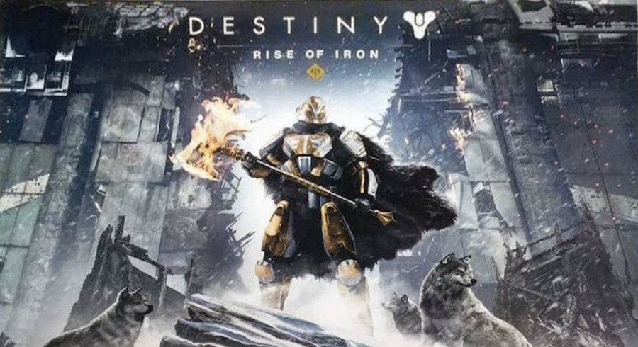 """Risa of Iron"" takes place in The Plaguelands, a quarantined area from The Cosmodrome. Image Source: NDTV"