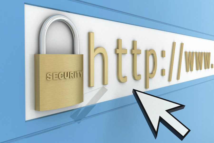 Subscribing to a virtual private network (VPN) provides additional protection. Image Source: WebSecure