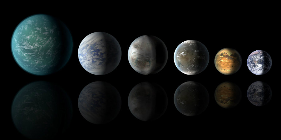 It means they could be habitable like Earth but lacks confirmation. Image Source: NASA