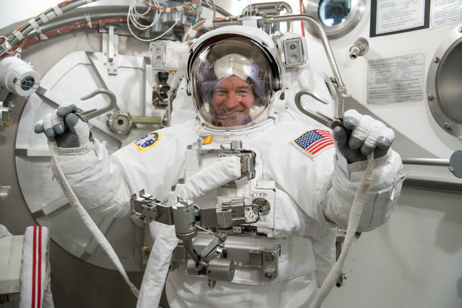 NASA astronaut and former NASA Chief Astronaut Peggy Whitson will top Williams' feat as commander of Expedition 51. Image Source: Space
