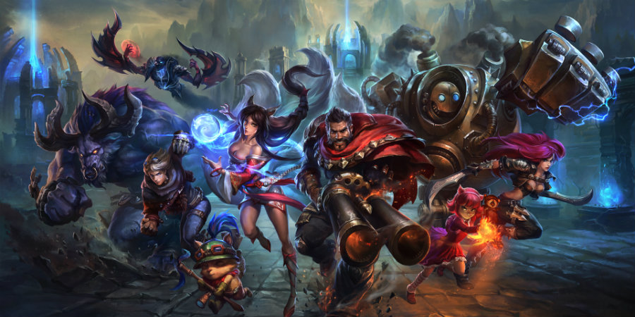 Riot Games is the studio developer and publisher of insanely popular video game League of Legends that first launched in 2009. Image Source: LoL