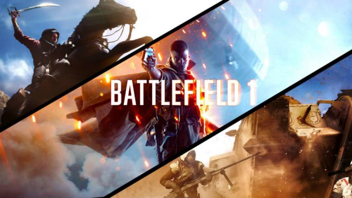 Battlefield 1, Open Beta, Gamescom trailer