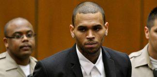Chris Brown-standoff-gun-assault-baylee curran