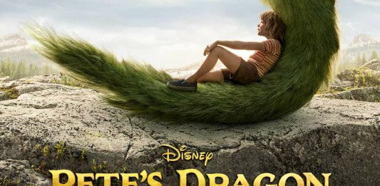 Disney's Pete's Dragon Details trailer and release date