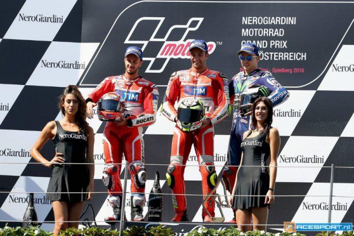 Ducati, Andra Iannone,Moto Grand Prix Austria, RedBull Ring