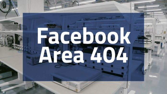 Facebook opens Area 404 to make futuristic hardware