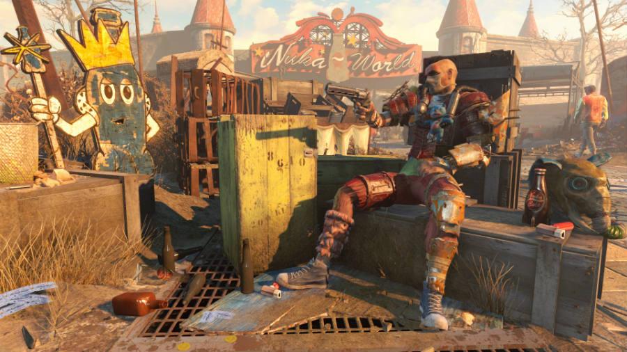 Fallout's new DLC Nuka World