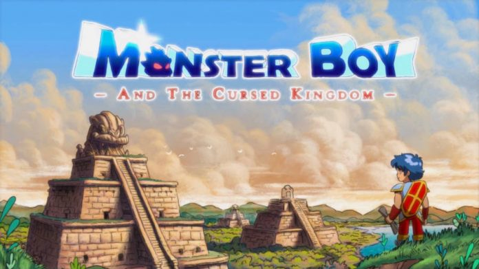 Gamescom, Monster Boy and the Cursed Kingdom , trailer