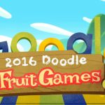 Google launches the Doodle Fruit Games to honor Rio 2016
