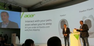IFA 2016-Acer Press Event