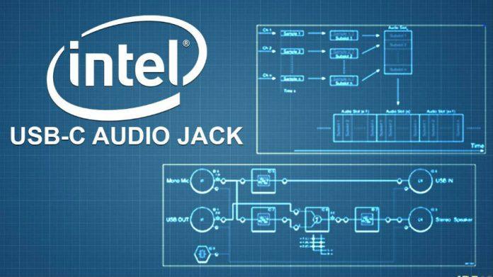 Intel, USB-C, 3.5 mm jack