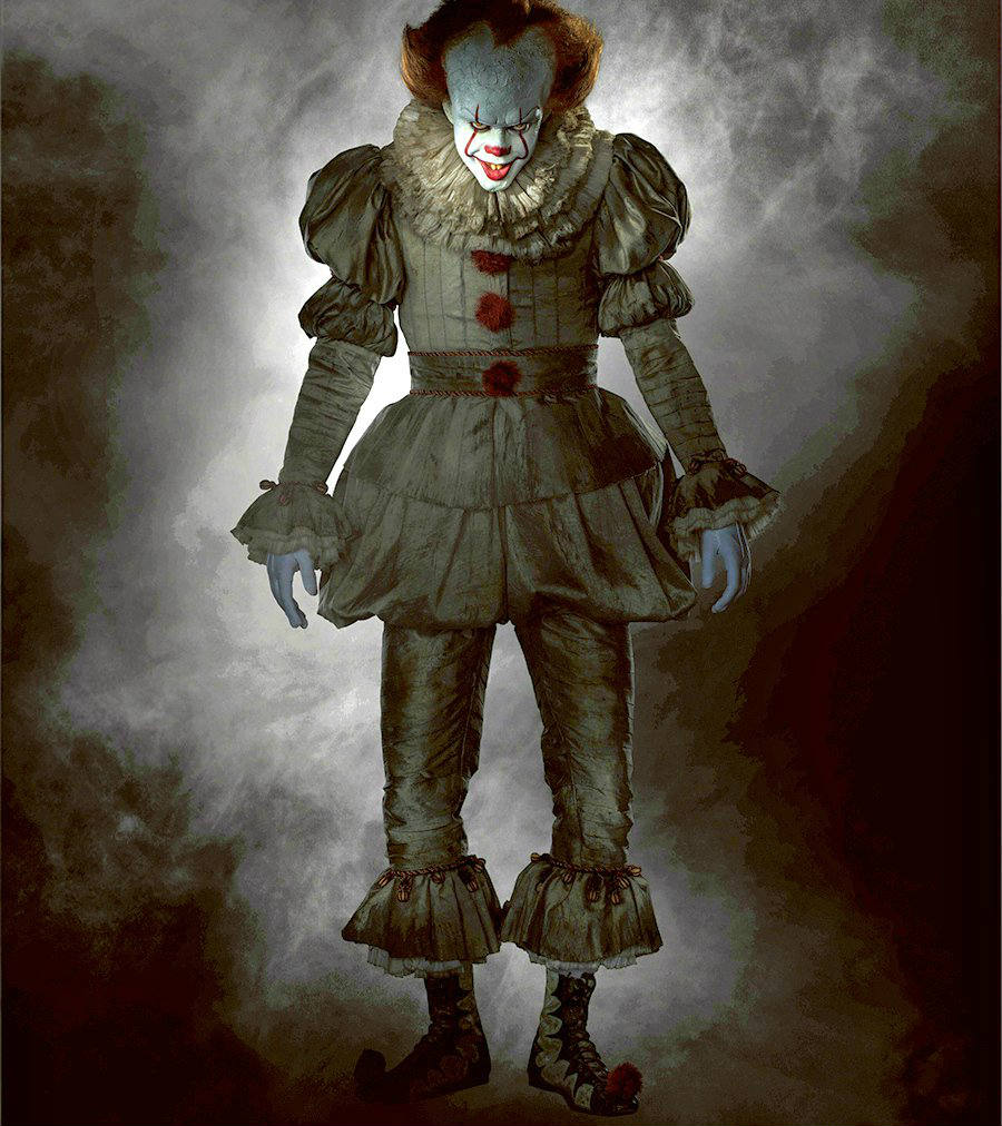 pennywise has a new outfit but will the new it deliver