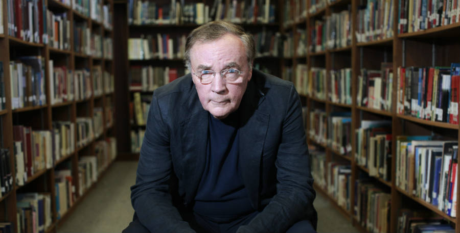 James Patterson is the richest writer in the world according to Forbes