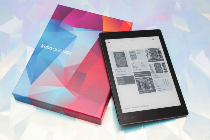 Kobo, Aurora One, Aura edition
