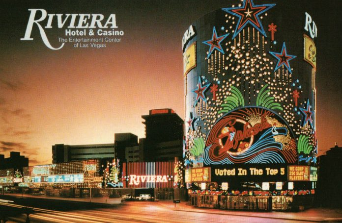 LVCVA, Las Vegas, The Riviera casino and hotel