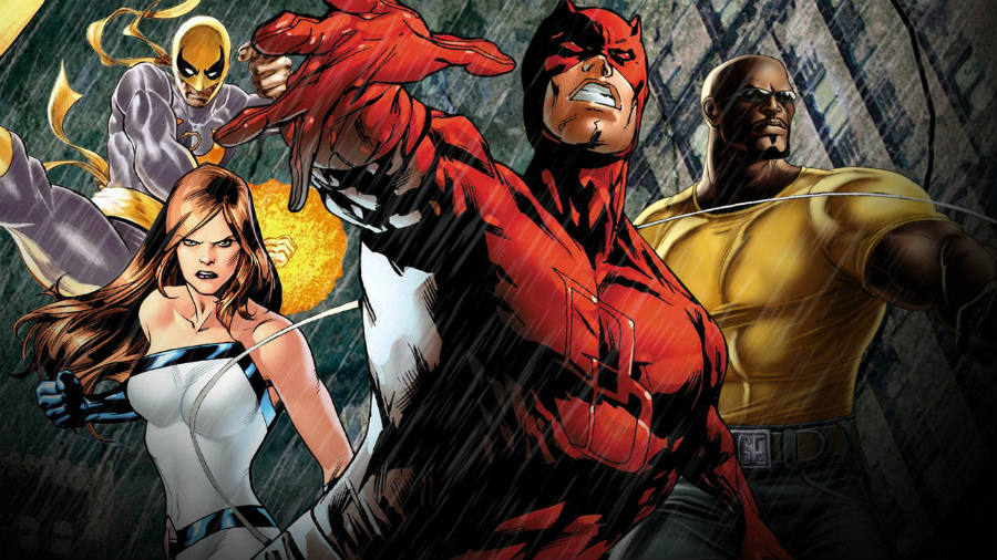 Marvel prepares a Defenders TV Show