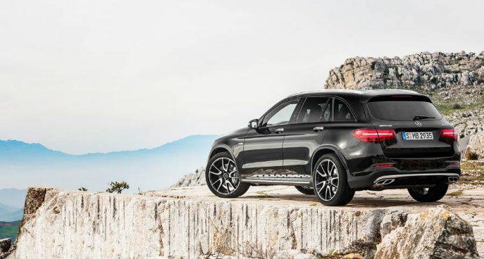 Mercedes-AMG unveils the GLC 43 4MATIC SUV