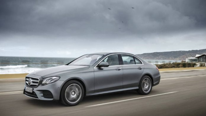 Mercedes-Benz E-Class semi-autonomous Sedan specs and prize