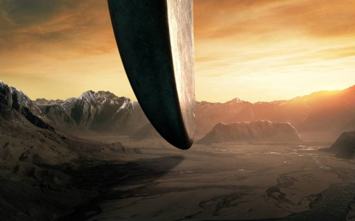 Paramount Pictures, Arrival, Trailer, release date