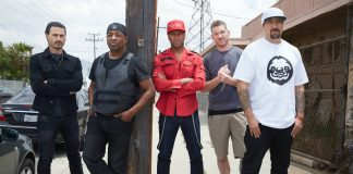 Prophets of Rage, Make America Rage Again, The party is over, Public Enemy