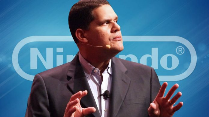 Reggie Fils-Aimé confirmed the Nintendo NX for Spring 2017