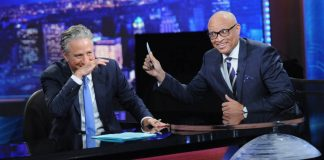 The Nightly Show aired for the last time with jon Stewart